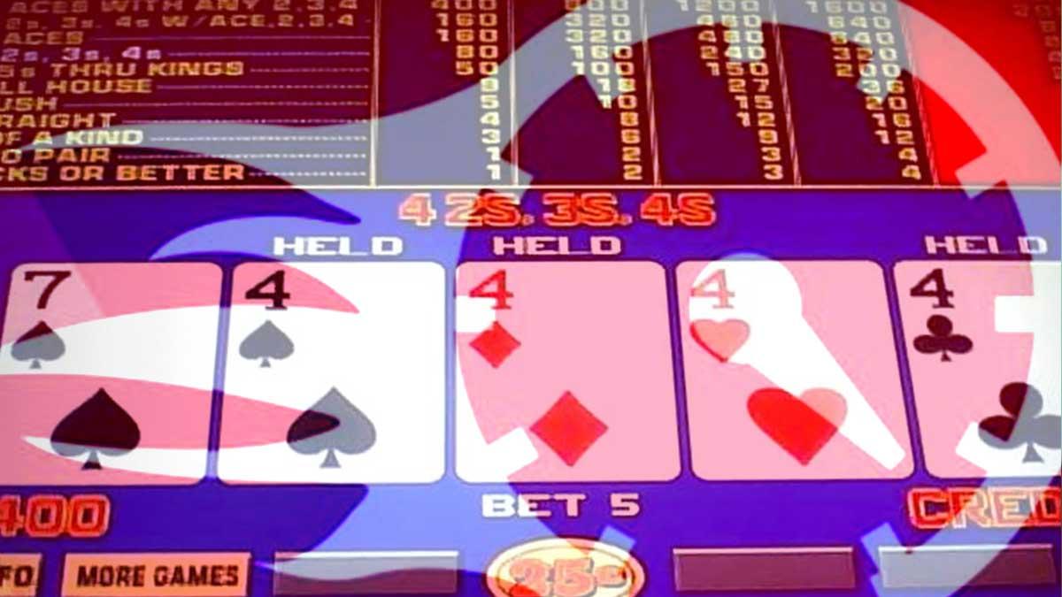 9 Cara Tercepat Menguasai Video Poker